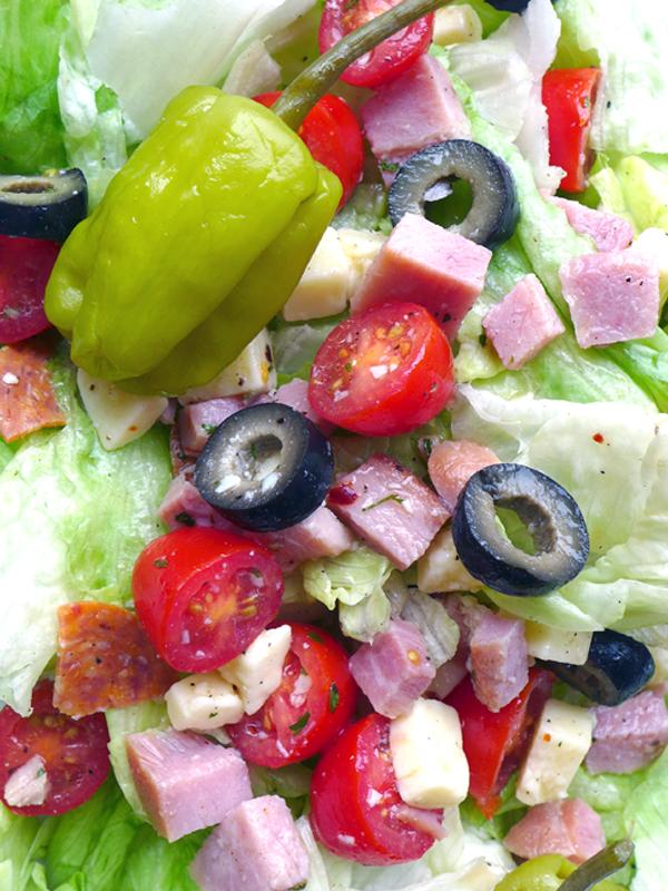 Classic Antipasto Salad
