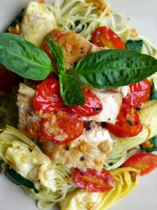Tuscan Lemon Chicken Recipes for Two